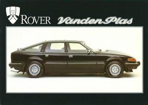 DSC_0011 1985 Rover Vanden Plas 3500