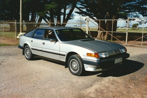 DSC_0019 1985 Rover Vanden Plas Mornington Vic 1996