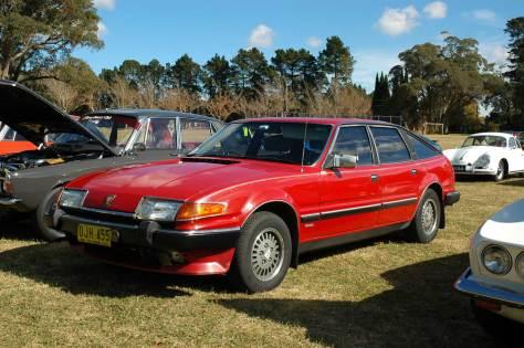 DSC_0154 1985 Rover Vanden Plas 3500 Burradoo 16-5-2010