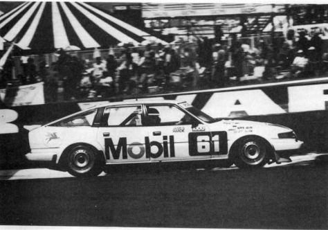 2 Rover Vitesse Bathurst 30-9-1984