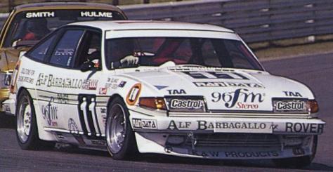 B85-4 Rover Vitesse Tim Slako & Geoff Leeds Bathurst 1985