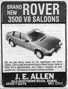 DSC_0002 J E Allen Dural NSW Ad 28-2-1979