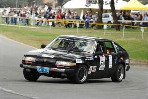 DSC_0002 Rover 3500 SD1 Jai Raymond Victoria Park Adelaide SA Clipsal 500 Rally Prologue 2007