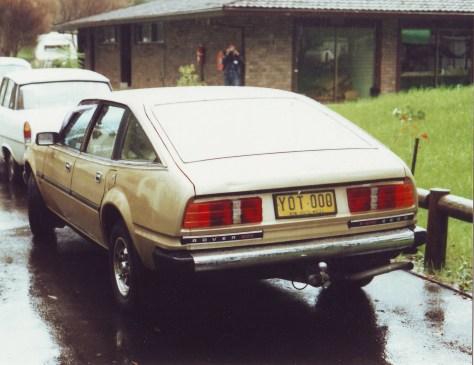 DSC_0002 Rover SDX 2600 Sydney 1990
