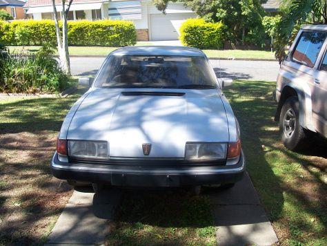 DSC_0004 1985 Rover 2300S Brisbane Qld 12-2014
