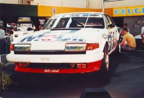 DSC_0005 1984 Bathurst Rover Vitesse Jeff Allum Armin Harne Sydney Motor Show 1984