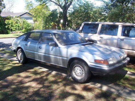 DSC_0008 1985 Rover 2300S Brisbane Qld 12-2014