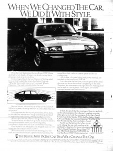 DSC_0016 Rover 3500 SD1 May 1979 Bulletin 2