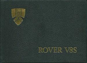 DSC_0001 Rover V8S Cover 1979-1980