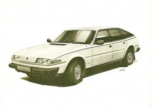 DSC_0003 Rover V8S Owners Handbook 1979-1980