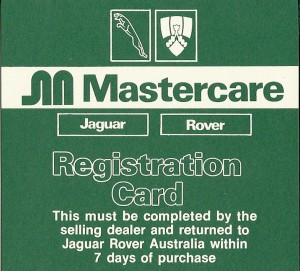 DSC_0015 Mastercare Registration Card 1