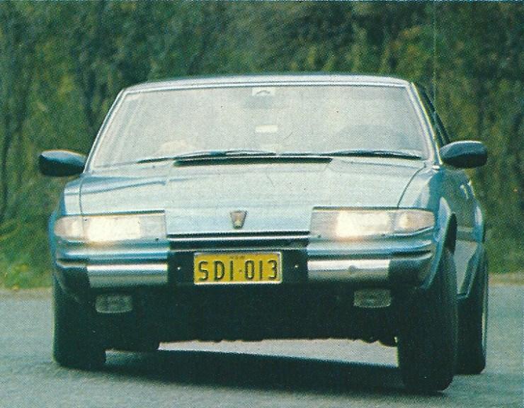 Rover 3500 SDI-013