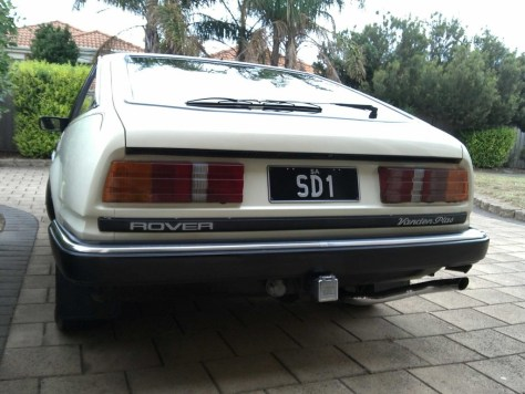 IMG031 1985 Rover Vanden Plas 3500 South Australia 12-2012