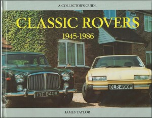 Classic Rovers 1945-1986 James Taylor