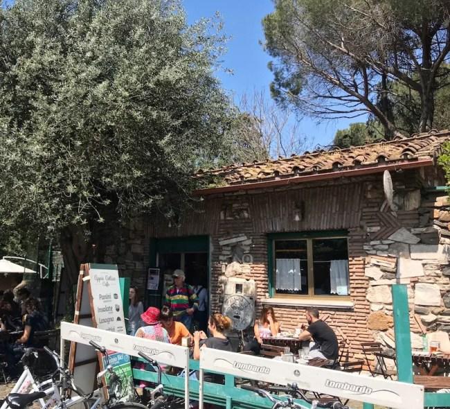 Appia Antica Cafe