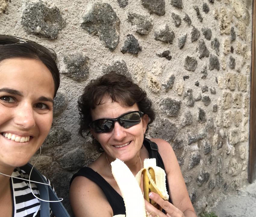 Pompeii Banana