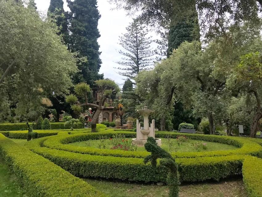 Taormina Public Gardens