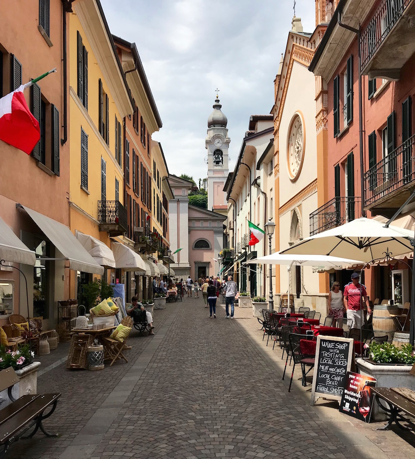 Spending a half day in Menaggio including its Old Town