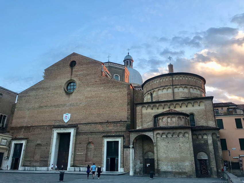 Padua Cathedral is another highlight with one day in Padova