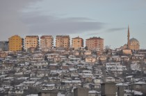 A view of Ankara