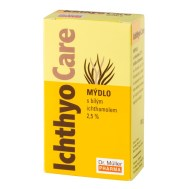 IchtyoCare Sapun cu Ichtiol Alb 2,5 % 100g