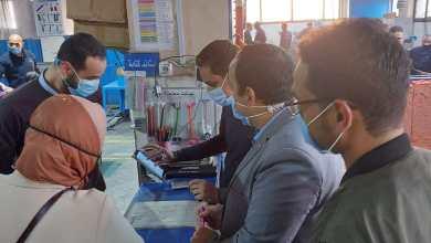 خلال زيارة وفد مركز تحديث الصناعة لمصنع بداية للأدوات الكتابية