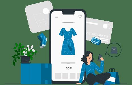 Design and development of E-stores