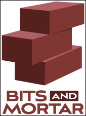 Bits & Mortar logo