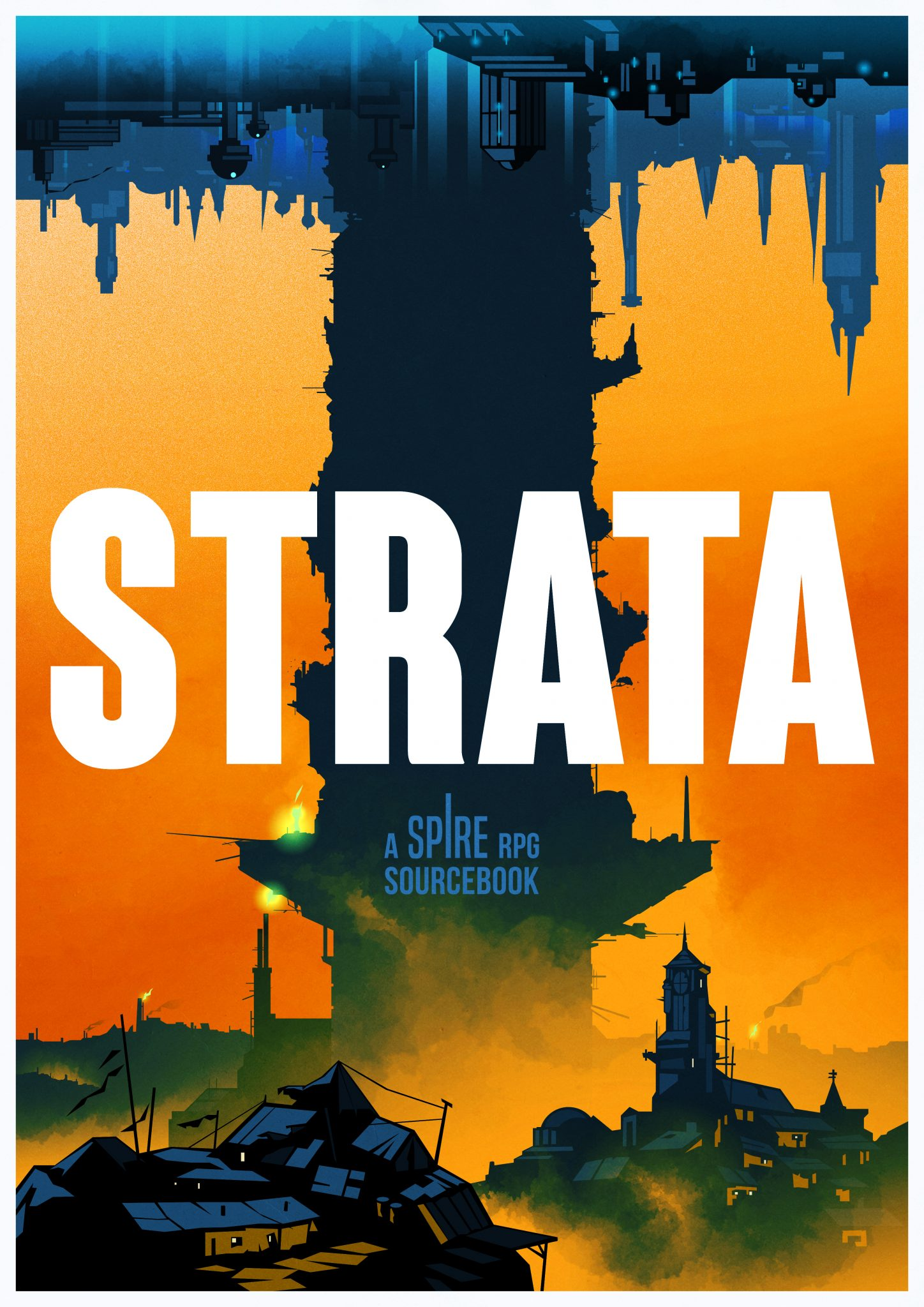 Strata Source: Spire RPG -  Rowan, Rook and Decard Ltd