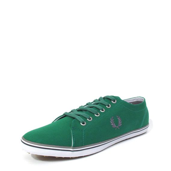 _Fred-Perry-Kingston-Twill-Pine-Green-2