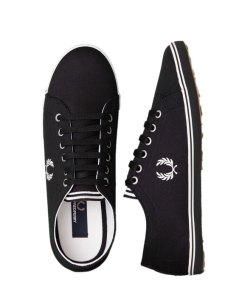 Fred-Perry-Kingston-Twill-Black-4