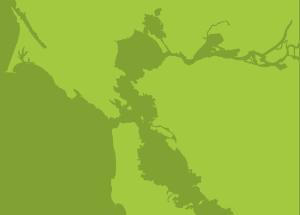 bay area san francisco oakland map