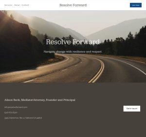 lawyer website design oakland scaled