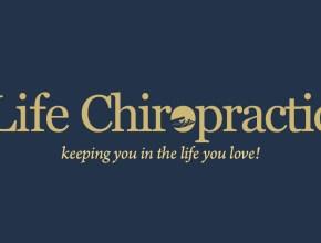 logo oakland business card design chiropractor