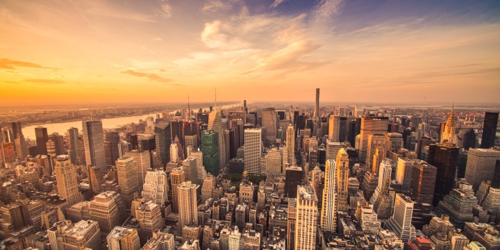 All about New York