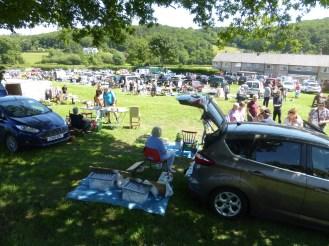 Rowen Car Boot Sale