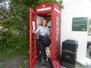 Kate Humble in Rowen, August 2017