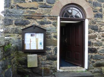 Seion Chapel, Rowen