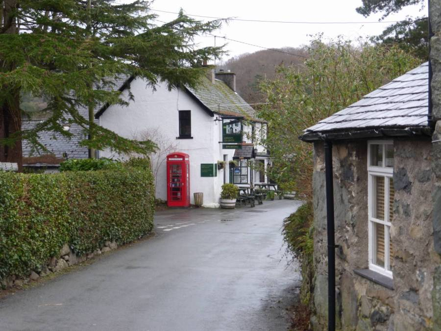 telephone kiosk information point rowen location