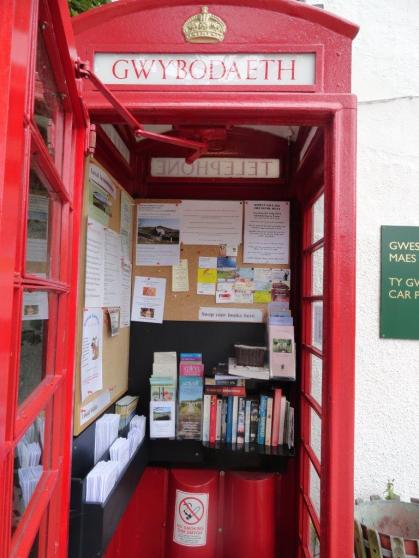 telephone kiosk information point rowen