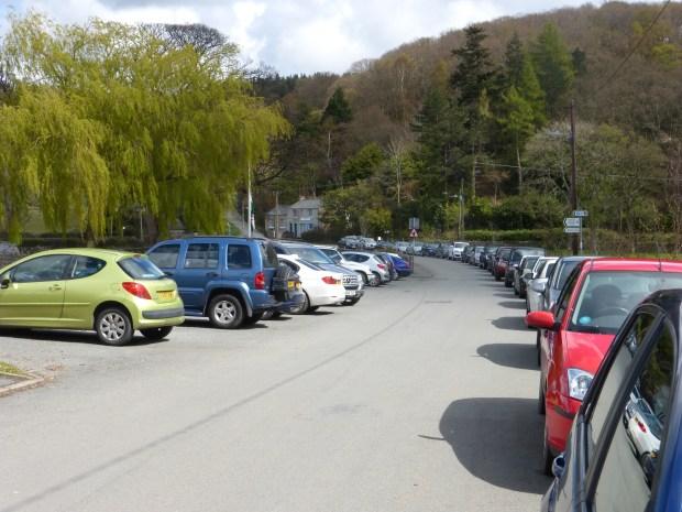 Plenty of nearby car parking