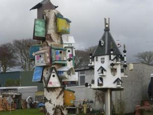 Birdboxes