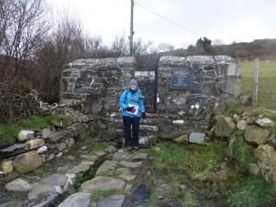 St. Bueno's Well at Clynnog Fawr