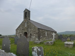 St. Maelrhys Church at Llanfealrhys