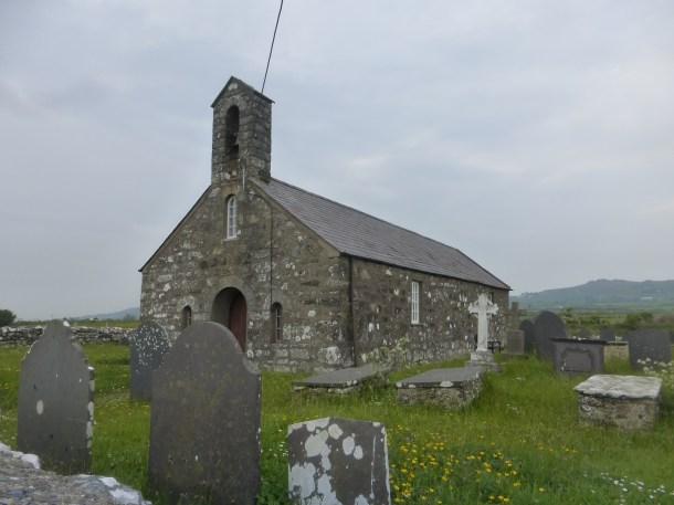 St. Maelrhys Church at Llanfealrhys