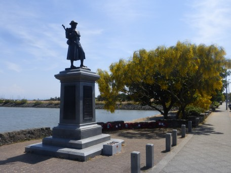 War Memorial, Pwllheli