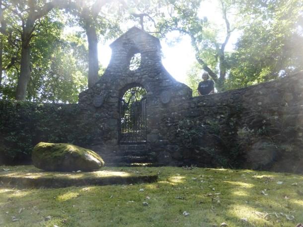 Lloyd Goeorge's grave