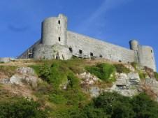 Day 1, Harlech Castle