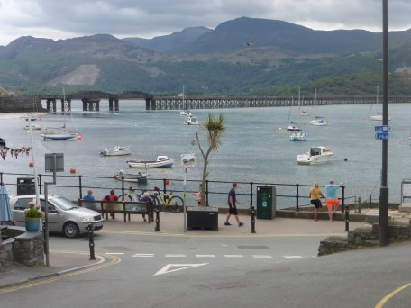 Day 3, Barmouth and Barmouth Bridge