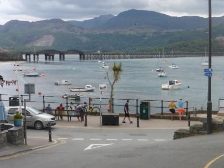 Day 3, Barmouth and Barmouth Bridge